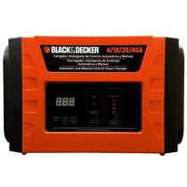 Carregador De Bateria Automatico 40a Black&decker Bc40 110v