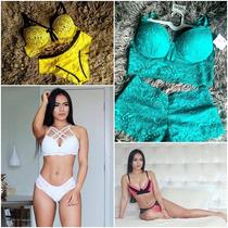 204ff60b719de Busca Conjunto vermelho lingerie com os melhores preços do Brasil ...
