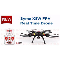 Syma X8wc Quadricoptero Replica Do Dji Phanton Syma X8w Fpv