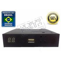 Drive Emulador Disquete Usb E86 E96 G800 G1000 Va3 Alpha1
