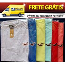 Kit Com 50 Camisetas Lisas Preço De Fábrica Frete Grátis