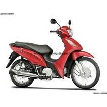 Kit Carenagens Honda Biz 125 Novo 05 - 10
