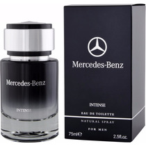 Perfume Mercedes-benz Intense Masculino Edt 120ml Original
