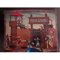 01 Maleta Grande Forte Apache Super Batalha Gulliver Lacrado