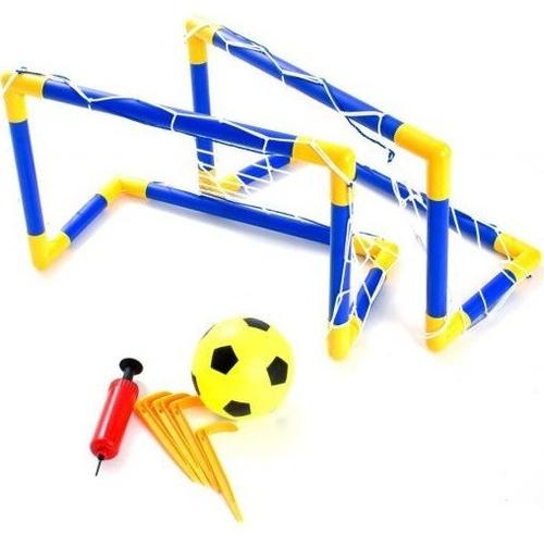 Jogo Futebol Kit 2 Traves Rede Bola Bomba Beach Soccer 4881 8a8b19ac42a75