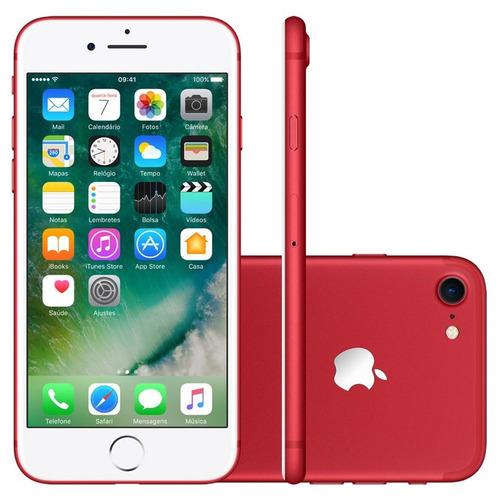 Smartphone Celular Apple Iphone 7 256gb Homologado Anatel 4g