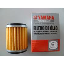 Filtro De Óleo Original Yamaha Lander Ou Fazer 250