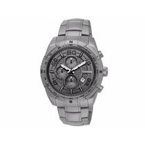 Relógio Technos Crono Titanio Os1aad/1c - Garantia E Nf