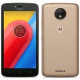 Smartphone Motorola Moto C | 16gb | 4g | Dual Chip | Xt-1754
