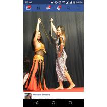 Traje Egípcio Dança Bastão (vestido)