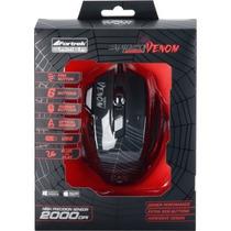 Mouse Gamer Spider Venom Usb 2000dpi 6 Botões// Promoção !!