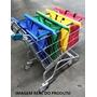 Sacola Bolsa Bag Mercado Kit Com 4 Bolsas Retornável