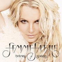 Britney Spears Cd Femme Fatale Novo Frete Gratis