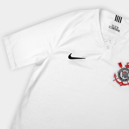 c654cef80c62d Camiseta Corinthians 2018 Nike Timão Oferta Incrível Corra