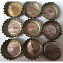 Tampinha Antiga Coca Cola Pequeno Grande Mundo - S2 P2
