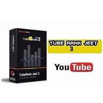 Tube Rank Jet Software - Seu Vídeo Na 1° Pagina Do Youtube