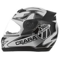 Capacete Do Ceará Time Evolution 3g Oficial Pro Tork