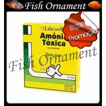 Alcon Labcon Teste Amonia Agua Doce Fish Ornament