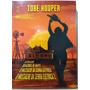 Tobe Hooper Digipak Massacre Da Serra Elétrica 4 Filme Lacra Original