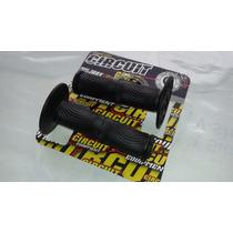 Manopla Circuit Cobra Ii Preta - Motocross / Trilha / Urbano