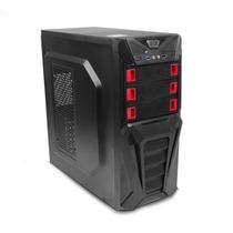 Gabinete C3 Tech Game Mt-g200 Bk S/ Fonte