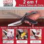 Tesoura 2 Em 1 Clever Cutter Pronta Entrega