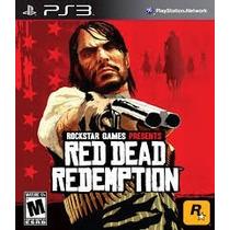 Red Dead Redemption - Ps3 - Codigo Psn!!