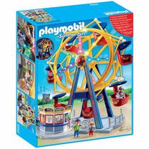 Playmobil Parque De Diversões Roda Gigante 5552