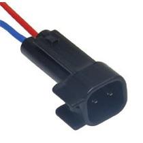 Chicote Conector Plug Soquete Fio Cabo Auto Falante Onix ®