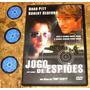 Dvd Jogo De Espiões (2002) Brad Pitt Robert Redford