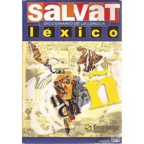 Léxico - Diccionario De La Lengua - Salvat (espanhol)