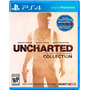 Uncharted :the Nathan Drake Collection Ps4 Primária Dublado