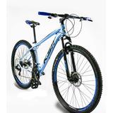 Bicicleta Aro 29 Ksw Xlt 2019 Alum Câmbios Shimano 24v Disco