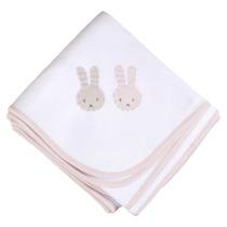 Manta Infantil Bebe Bunny Candy Gôg Basic - 4babies