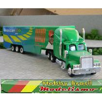 Caminhão Freigthliner Furgão Brasilien Ho 1:87 Adtruck