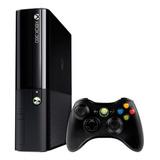 Microsoft Xbox 360 Super Slim 4gb Preto