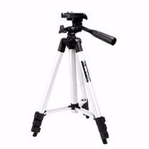 Tripé Digital Universal Com Suporte P/ Camera 1,2 Metros
