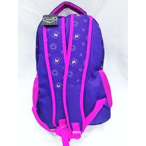 e00187ab3 Mochila Feminino Escolar Juvenil Marca Princesse Moderna à venda em ...
