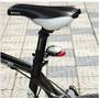 Lanterna Traseira Bike Energia Solar
