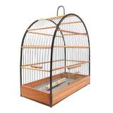 Gaiola Nº2 - Canário, Coleiro, Curió, Periquito, Pássaros