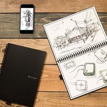 Elfinbook 2.0 Caderno Inteligente Reutilizável Apagavel