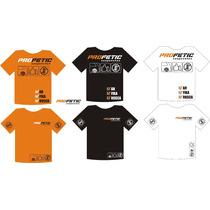 Camisetas Profetic Suspensões Ar, Rosca, Fixa, Molas Esp.!!