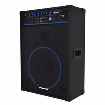 Caixa Amplificada Oneal Ocm-1090 Fm/sd/usb 150w