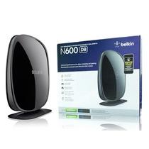 Roteador Wireless Belkin F9k1102v3 N600 Mpbs Dual Band 2,4/