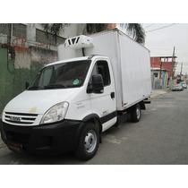 Iveco Daily 35s14 Refrigerado - C /aparelho - Bau 4mts - No