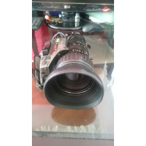 Lente Canon Yj18x9b4 4x3 Com Parasol Para Filmadoras