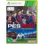 Jogo Pes17 Em Português Mídia Física Xbox 360