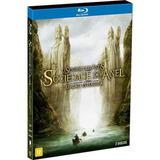 Blu-ray Duplo - O Senhor Dos Anéis: A Sociedade Do Anel - Ed