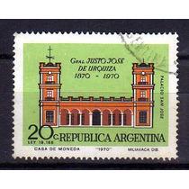 Argentina 1970 * Palácio San José * Gal J J Urquiza