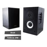 Monitor De Audio Caixa De Som Microlab Ativo B72 24w Rms 2.0 C/ Garantia Envio 24hrs Lacrado